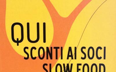 Lolla gelato è un Locale Amico di Slow Food